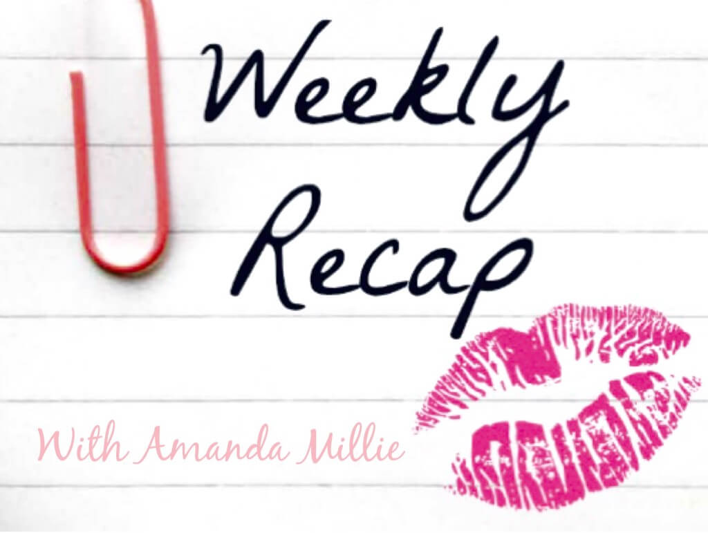 The Best Of Amanda Millie Week Two.