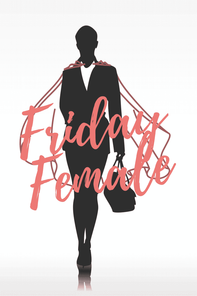 Friday Female: Spotlight on Brittney Meads