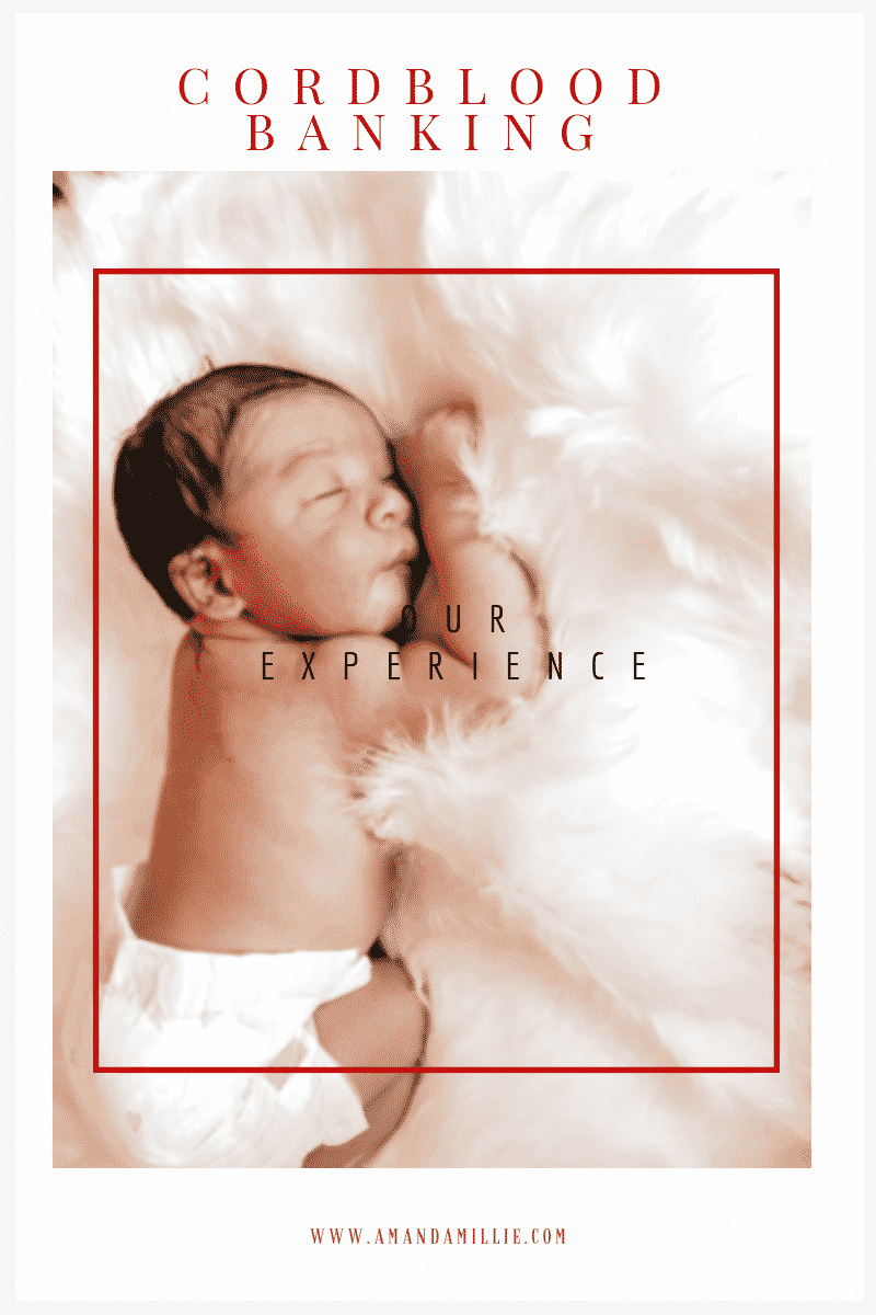 Our experience with Cord Blood Banking!